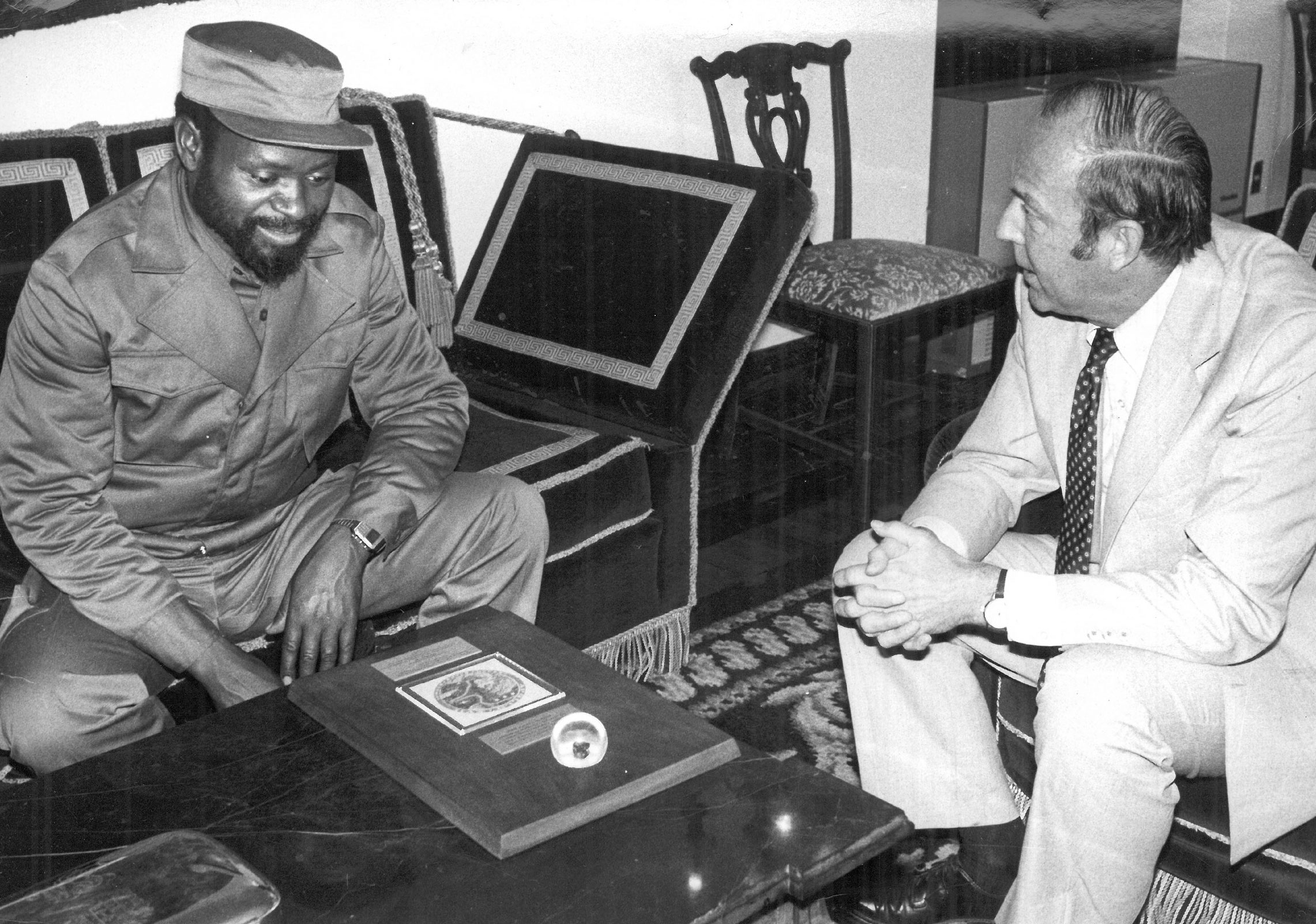 This day in history: South Africa honours the late Samora Machel