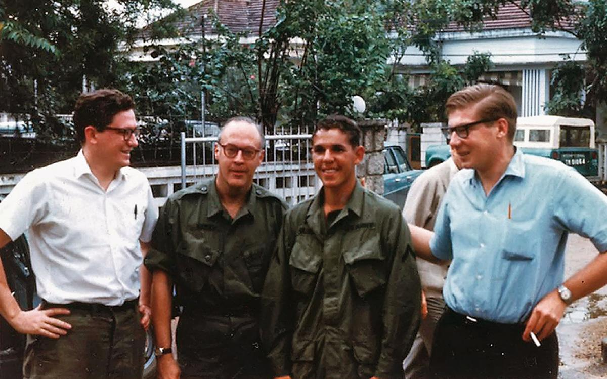 Counterinsurgency in Vietnam: Lessons for Today   The Foreign ...