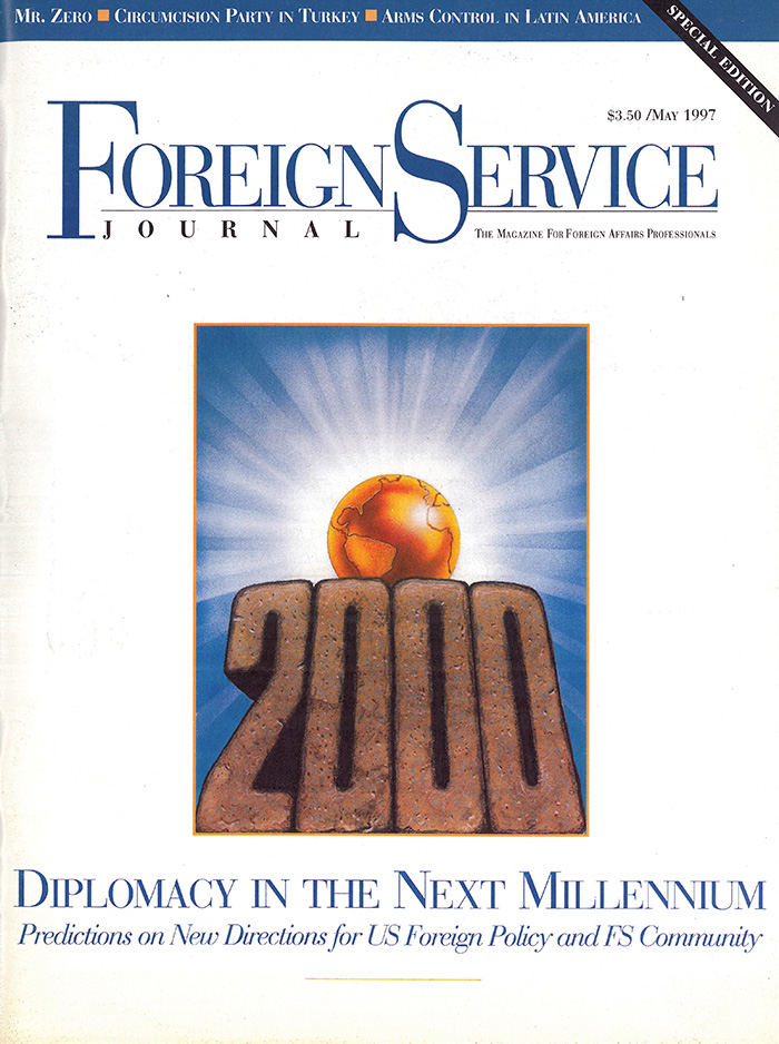 The Future of the Foreign Service—As Seen Through the Years